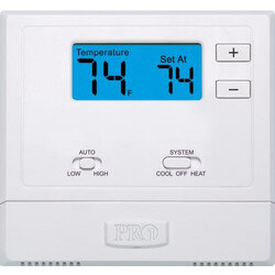 T631W-2 Wireless PTAC<br>Non-Programmable<br>Thermostat Product Image