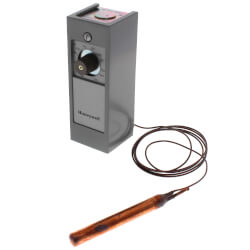 Remote Bulb Commercial<br>Temperature Controller <br>55°F to 175°F (5' Capillary) Product Image