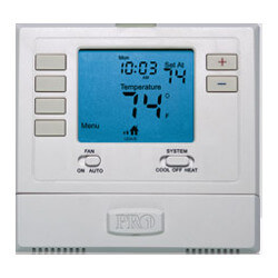 T705 - Pro1 IAQ T705 - T705 5/1/1 Day Digital Programmable ...