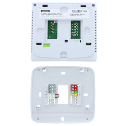 T721 Digital Non-Prog.,<br>Multi-Stage Thermostat<br>w/ Heat Pump (2H/1C) Product Image