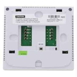 T771 Digital Non-Programmable Single Stage Thermostat (1H or 1C) Product Image
