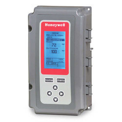 Temperature Control Special Sequencer<br>2 Inputs, 4 SPDT, 1 Sensor Product Image