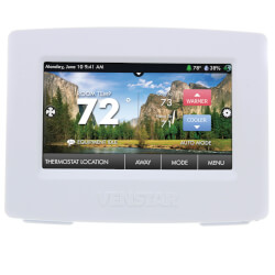 T7900 ColorTouch Thermostat 7 Day Prog. w/ WiFi & Humidity Control (4H 2C) Product Image
