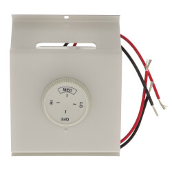 Double Pole Thermostat for QMark 2500<br>Baseboard Heater Product Image