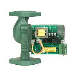 008 Cast Iron Priority Zoning Circulator w/ Integral Flow Check, 1/25 HP Product Image