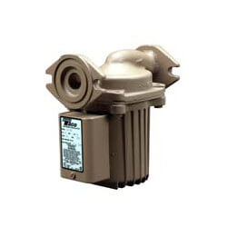 007 Taco Bronze Circulator, 1/25 HP Product Image