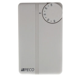 Heating and Cooling Thermostat w/ Auto Changeover Product Image