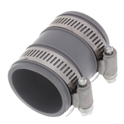 "1-1/4"" or 1-1/2""<br>Tubular Drain Pipe Product Image"