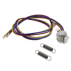 Strap-On Changeover Thermostat (75°F Fixed) Product Image