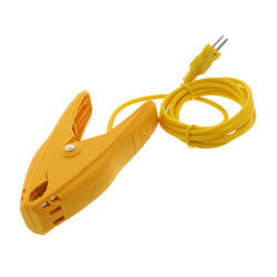 """TC24, Pipe-Clamp Thermocouple for Air Conditioning (3/8"""" to 1-3/8"""") Product Image"""