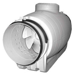 """TD-SILENT 5"""" Mixed Flow Duct Fan (120V, 2500 RPM, 36W) Product Image"""