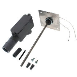 "Duct Probe Temperature Sensor - 1K Nickel OHM, 8"" Element Product Image"