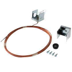 17 ft. Adjustable Nickel Temperature Sensor w/ Metal Cover (1k ohm) Product Image