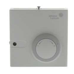 Temp Sensor 1K Nickel OHM w/ Phone Jack, Warm/Cool Temp Setpoint Product Image
