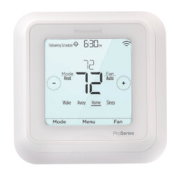 T6 Pro Smart Wi-Fi Programmable Thermostat, 3H/2C Product Image