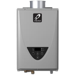 TK-110C-NI Tankless Non-Condensing 140K BTU Concentric Vent (NG) Product Image