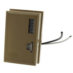 Direct Acting Day-Night Thermostat (55°-85°F) Product Image