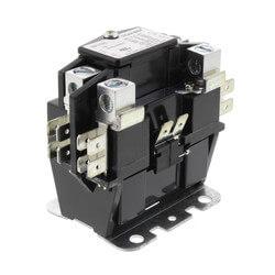 1 Pole DP Contactor, 24 Volt Coil, 40 Amp Product Image
