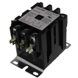 3 Pole DP Contactor, 24 Volt Coil, 30 Amp Product Image