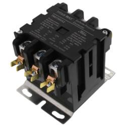 3 Pole DP Contactor, 24 Volt Coil, 60 Amp Product Image