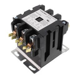 3 Pole DP Contactor, 120 Volt Coil, 60 Amp Product Image