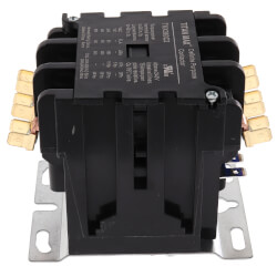 3 Pole DP Contactor, 208/240 Volt Coil, 60 Amp Product Image