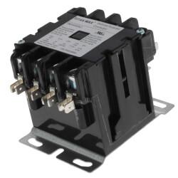 4 Pole DP Contactor, 24 Volt Coil, 40 Amp Product Image
