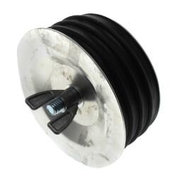 "4"" Wing Nut Test Plug Product Image"