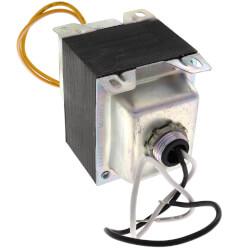 Transformer, Dual Hub, Foot Mount, 100VA, 120 to 24 Vac Product Image