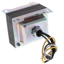 Transformer, Single Hub, Foot Mount, 100VA, 150VA, 120 to 24 Vac Product Image