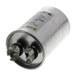 15 MFD Round Motor Run Capacitor (440/370V) Product Image
