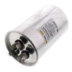 50/7.5 MFD Round Dual Motor Run Capacitor (440/370V) Product Image