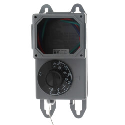 SPDT Nema 4X Thermostat w/ SS Bulb (0°F - 120°F) Product Image