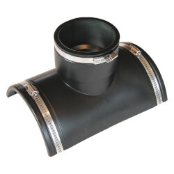"6"" Tee Tap Saddle Product Image"