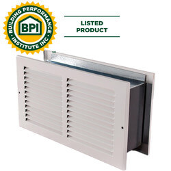 "12"" X 4"" RAP Wall Return Air Pathway for Existing Construction Product Image"