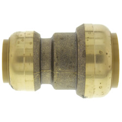 """1"""" x 3/4"""" SharkBite Reducing Coupling (Lead Free) Product Image"""