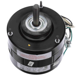 "5"" Totally Enclosed Fan/Blower Motor (115V, 1050 RPM, 1/15 HP) Product Image"