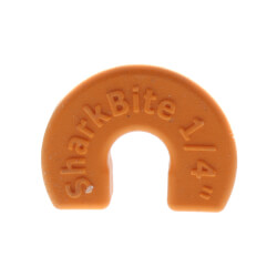 """1/4"""" Sharkbite Disconnect Clip Product Image"""