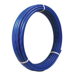 "1/2"" Blue Sharkbite<br> PEX Tubing (25 ft Coil) Product Image"