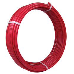 "1/2"" Red Sharkbite<br> PEX Tubing (25 ft Coil) Product Image"