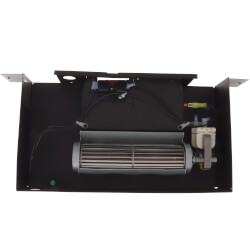 Perfectoe Black Under-Cabinet Heater, 1000/750 Watt (240/208V) Product Image