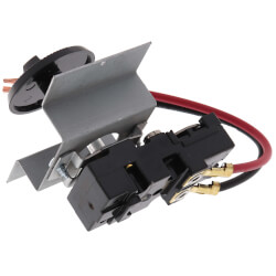 Single Pole Field Mount Thermostat for Perfectoe Heaters (Black) Product Image