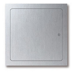 """16"""" x 16"""" Universal Access Door (Stainless Steel) Product Image"""