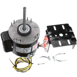 Totally Enclosed Blower Motor w/ Ball Bearings (115V, 1075 RPM, 1/3 HP) Product Image