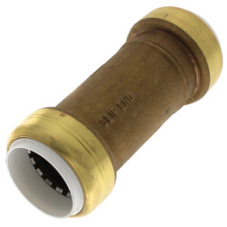 "1"" SharkBite PVC x 1"" Slip Repair Coupling Product Image"