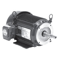 3-Phase Close Coupled Pump Motor, 145JM (208-230/460V, 2 HP, 1725 RPM) Product Image