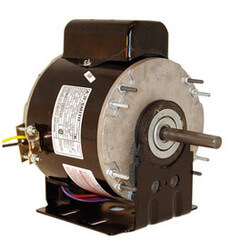 "5-5/8"" Totally Enclosed Fan/Blower Motor<br>(115V, 1075 RPM, 1/3 HP) Product Image"