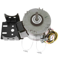 """5-5/8"""" Totally Enclosed Fan/Blower Motor<br>(115V, 1075 RPM, 1/6 HP) Product Image"""