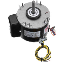 """5-5/8"""" Totally Enclosed Fan/Blower Motor (4.9A, 115V, 1075 RPM, 1/4 HP) Product Image"""