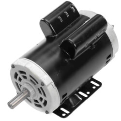Capacitor Start ODP Rigid Base Motor, 2 HP, 1745 RPM (208-230/115V) Product Image